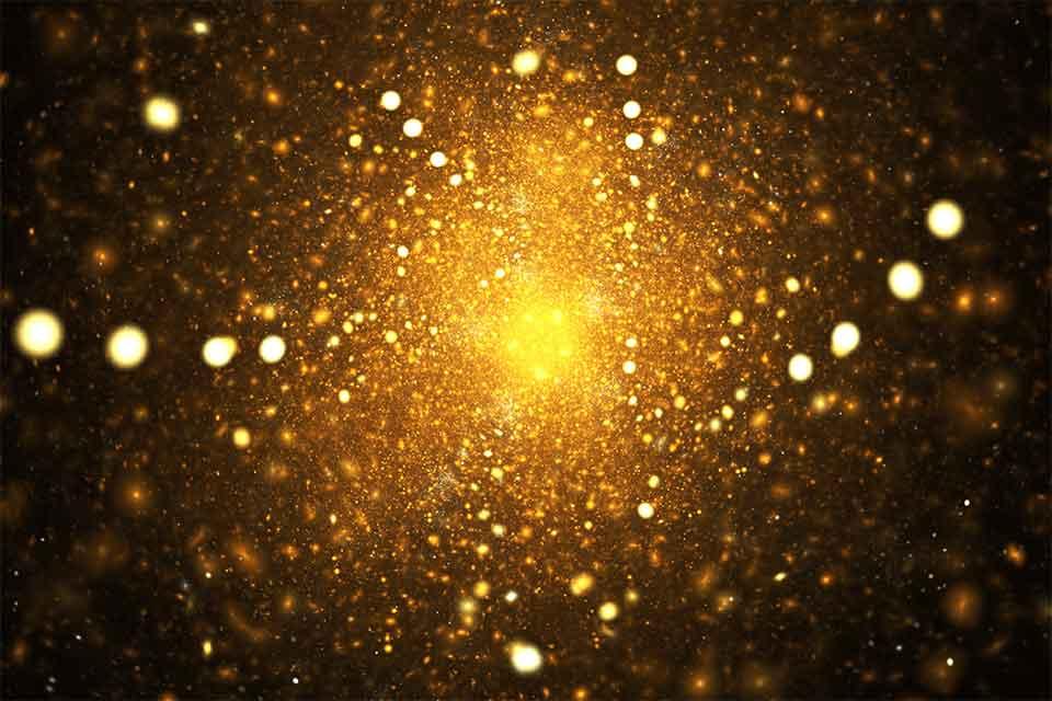 恒星誕生のもと宇宙塵