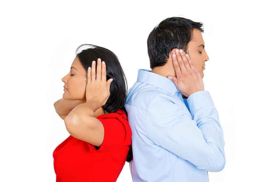 パートナーに対する不平不満が増える理由