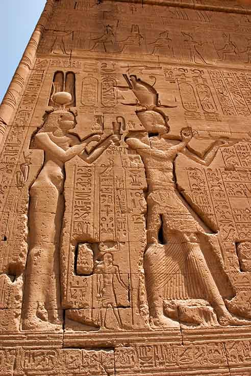 古代エジプトにもいた愛に満ちた女性達