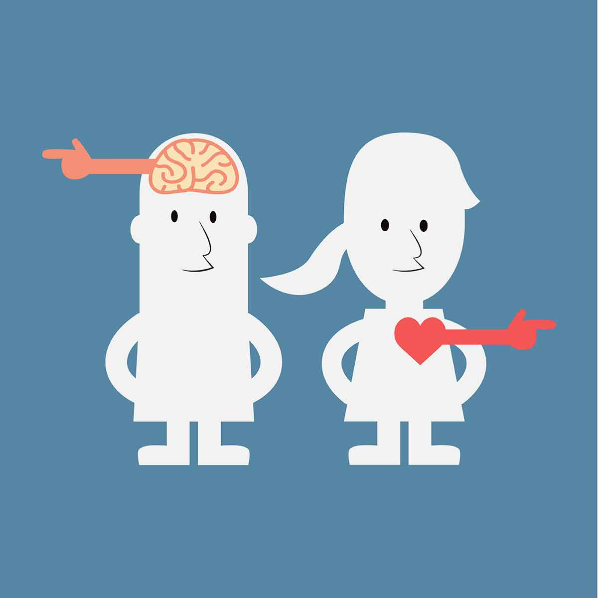 相手はそもそもエイリアン。男女の脳の違いを知っておこう。