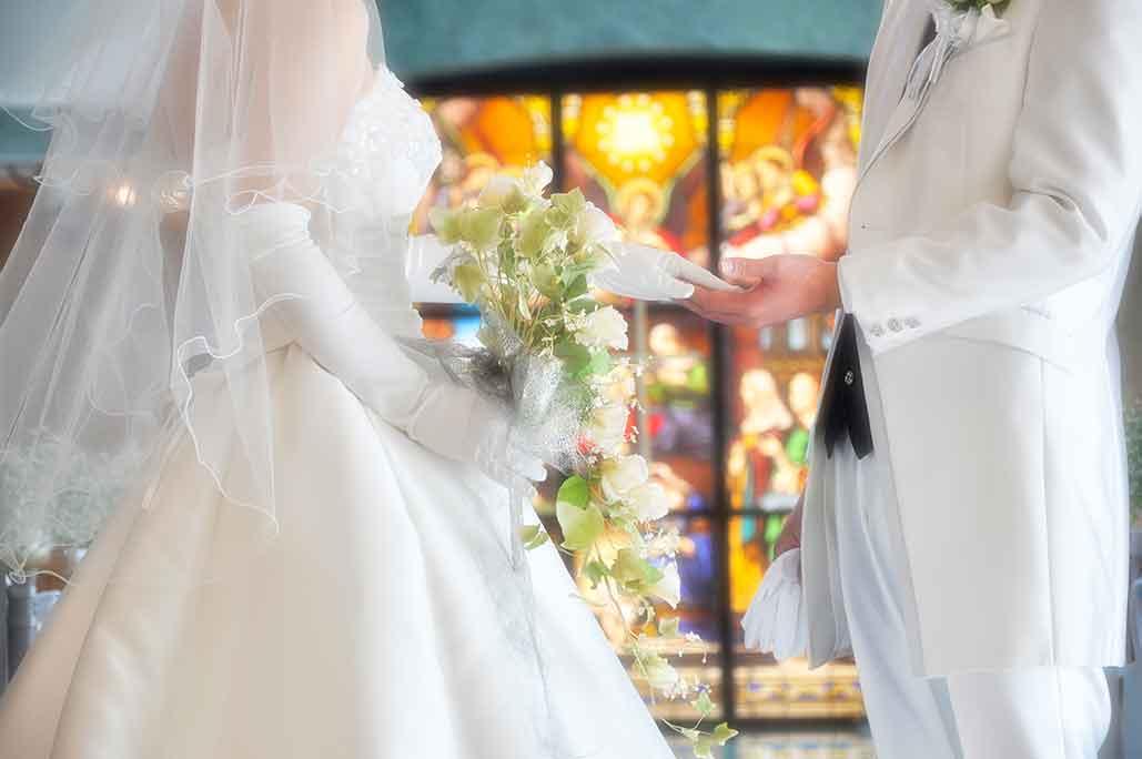 憧れのあの人と結婚する