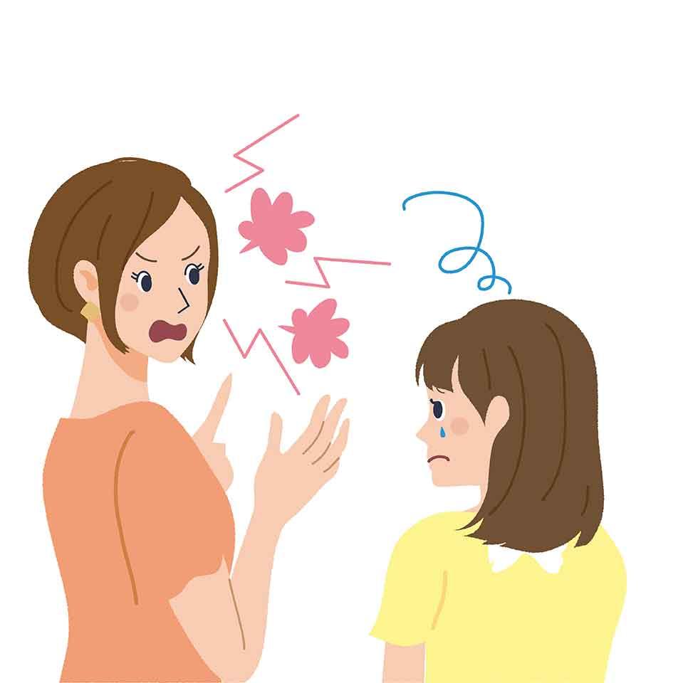 親を批判してはいけないという観念
