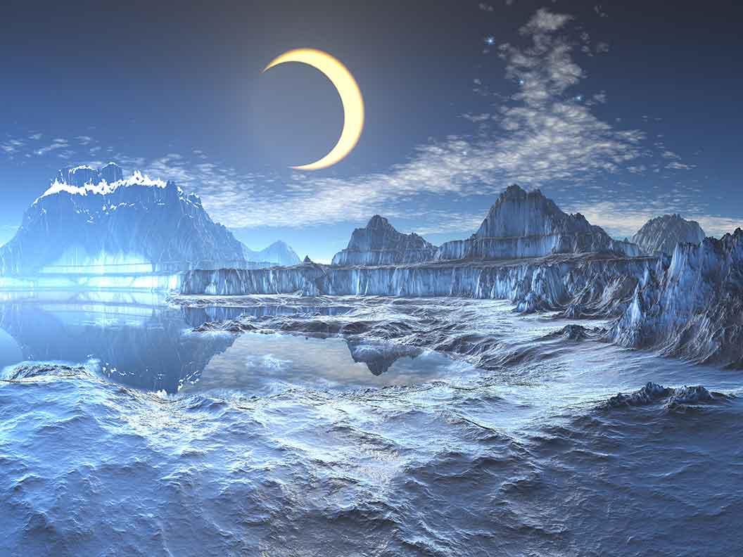 氷河期と全球凍結