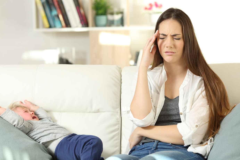 妻はインナーチャイルドと向き合わないといけないために苦しむ
