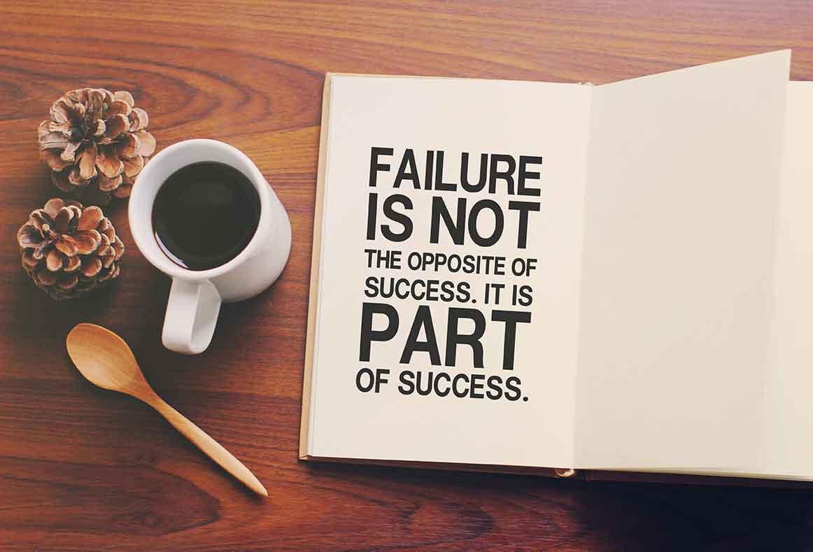 失敗から学んですぐ活かせる