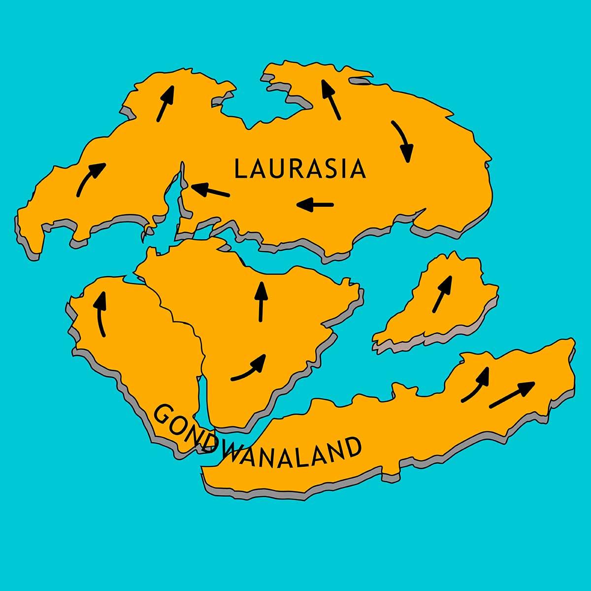 カンブリア紀の地球環境
